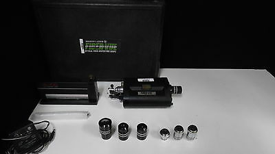Bausch & Lomb Fiber-Vue Optical Fiber Inspection Microscope Kit