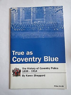 True as Coventry Blue -Booklets 1 & 2 - by Karen Sheppard