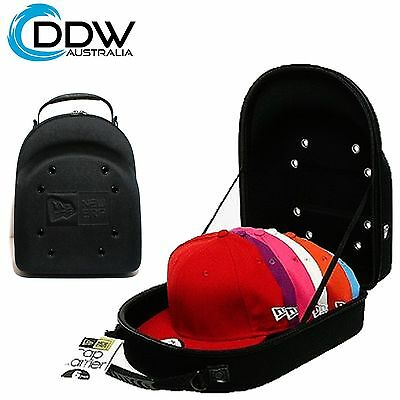 New Era Cap Travel Case For 6 Hats New Hat Bag Genuine Newera Merchandise