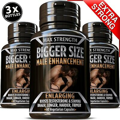 Male Enhancement Pills Sex Capsule Bigger Penis Enlarging Libido Erection Sexual