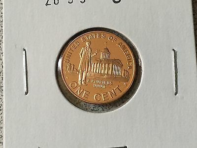 2009 S Gem Proof Lincoln Cent Penny Professional Life Free Shipping!