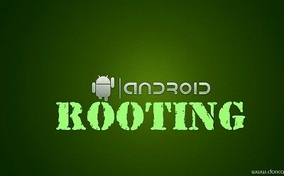 Android rooting service (reduced special offer)