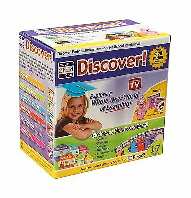 Your Child Can Discover Kit 1-7 years