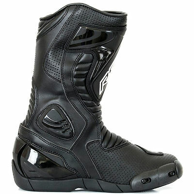 2017 RST R-16 TRACK/SPORT Motorcycle Riding Shoe Boot Road Commute