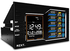 NEW NZXT Sentry LX Dual 5.25in LCD Fan Controller
