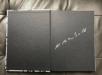 Kaws Man's Best Friend Bff New Book Honor Fraser Signed