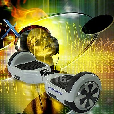 Self Balancing Electric Scooter Balance Hover board Two Wheels Skate Board X18