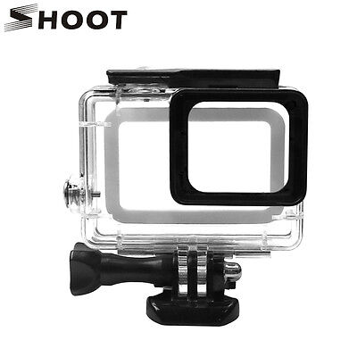 SHOOT 40M Waterproof Case Protective Shell Diving Housing Mount for GoPro Hero 5