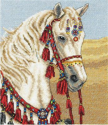 Anchor - Counted Cross Stitch Kit - Arabian Horse  - PCE764