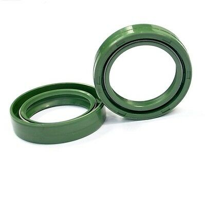 For Suzuki OR50 RM50 RM60 DS80 JR80 Yamaha PW80 TTR90/E Front Fork Oil Seal Set