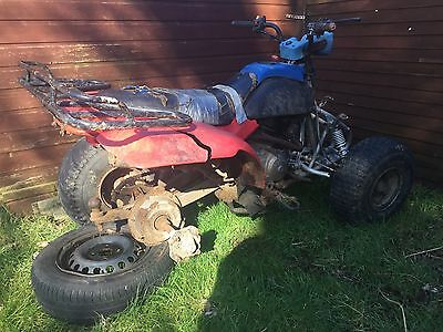 Suzuki 160 Quad Runner Lt For Breaking lots Of Parts Available
