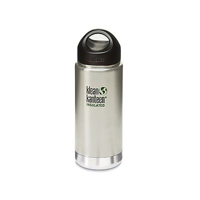 Bouteille isotherme 0.47L Klean Kanteen inox brossé - Neuf