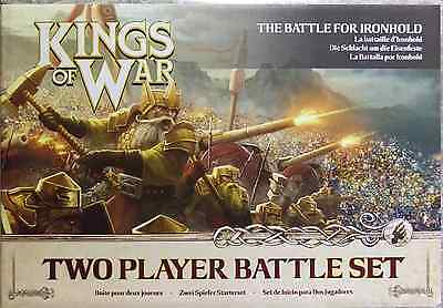Kings of War 2nd Edition Two-Player Battle Set - Mantic Games