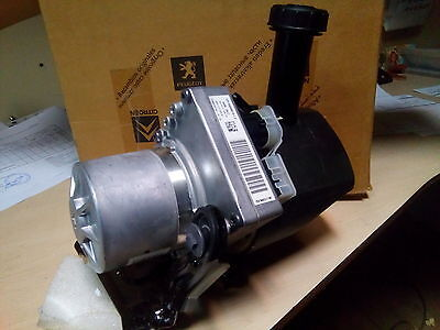 GENUINE PEUGEOT CITROEN power steering servo pump 9682527780 HPI K5098519 +A NEW