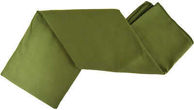 Olive Microfibre Anti Bacterial Hand Towel Camping Backpacking Equipment