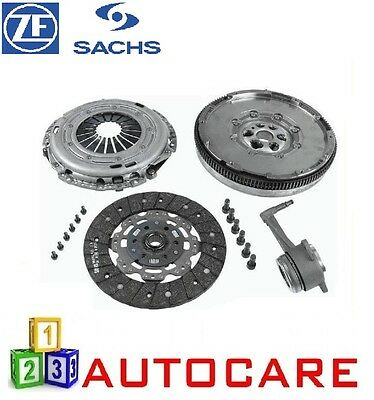 Sachs Audi A3 2.0 TDI Dual Mass Flywheel, CSC Cylinder and Clutch Kit