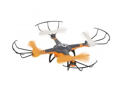GoClever Drone HD UK 2.4Ghz 6 Axis Gyro 4 Channel Quadcopter with HD Camera
