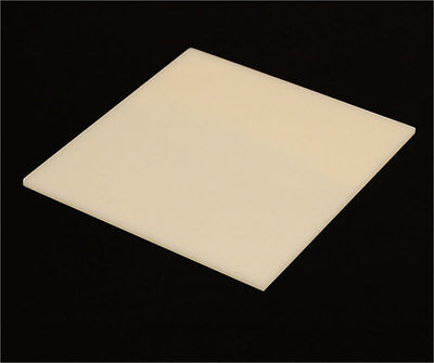 Acrylic Sheet Gloss Ivory White 3mm thickness Perspex CAST UV Rated FREE POST