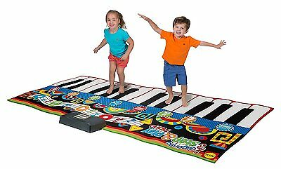 Floor Piano Mat Big Giant Dance Keyboard Play Musical Toys Music Toy Jump Play