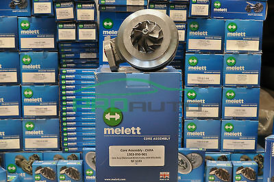 Melett Turbo Chra Turbocharger Audi A4 A6 A8 Q7 3.0 Tdi Made In Uk Not Chinese !