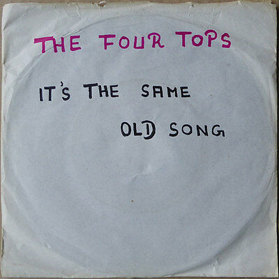 The Four Tops - It's The Same Old Song - Deutschland 1964 - VG