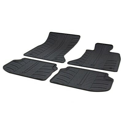BMW 5 Series (F10/11) 2010 - 2013 Tailored Fit Rubber Moulded Car Floor Mats Set