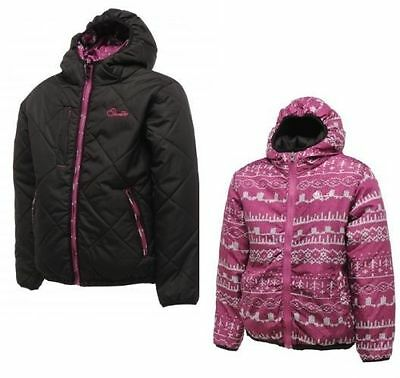 Girls Dare2b Snow 2 Reversible Jacket Brand New With Tags Size 3-4 years 104cm