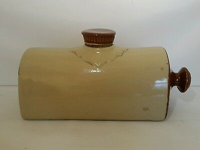 Vintage Langley stone hot water bottle made in england