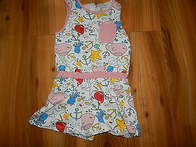 M&S girls summer outfits playsuits 4-5 years *I'll combine postage