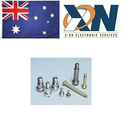 5pcs 7008-SS - RAF Electronic Hardware - Screws and Fasteners 9/32 X 0.125 6-32