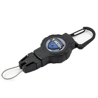 """T-Reign 0TRG-311 Small Fishing Retractable Gear Tether 24"""" Kevlar Cord"""