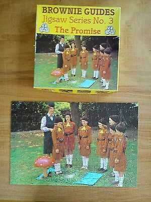 Brownie Guides Jigsaw Series No 3: The Promise Official Girl Guides Association