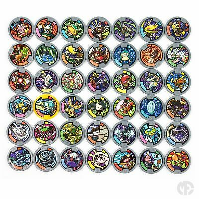 Yo Kai Yokai Medals Series 1 - CHOOSE medal - from blind bags for yo-kai watch