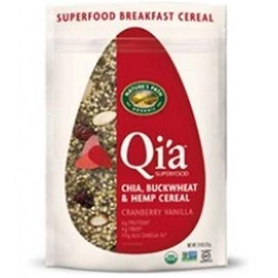 Natures Path Natures Path Qia Superfood Cranberry Vanilla Chia Buckwheat and ...