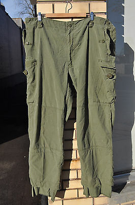 Canadian Army Lightweight  Combat Pants OD Green Size 7344