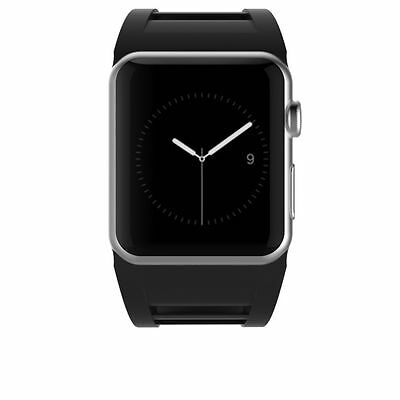 Case-Mate Vented Watch Strap for 42mm Apple Watch in Black