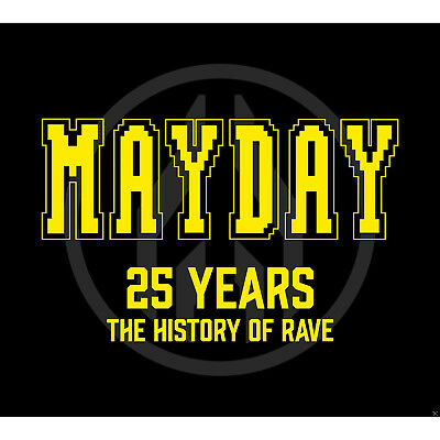VARIOUS - Mayday-25 Years-The History Of Rave [CD]
