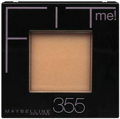 Maybelline Fit Me Pressed Face Powder Coconut 355