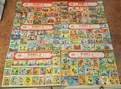 110 Disney Stamps - Packaged - Large Pictorials - Grenada, Maldives, Turks, Etc