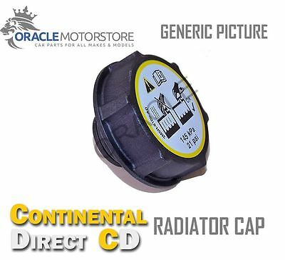 New Continental Direct Radiator Expansion Tank Cap Oe Quality Cfc525