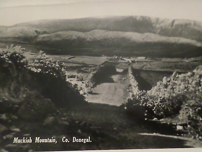 1920 Postcard Muckish Mountain Co. Donegal