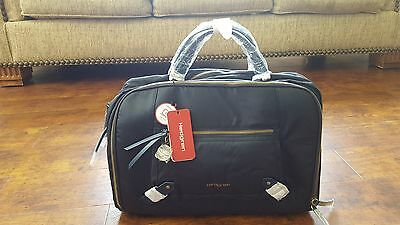 Hedgren Ambition- POWER Large Business/Computer Bag-Thunder Blue-NWT
