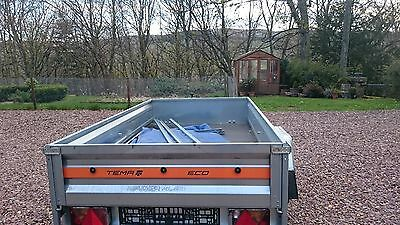 BRAND NEW TRAILER 750 kg -Length of the loading area-2630mm