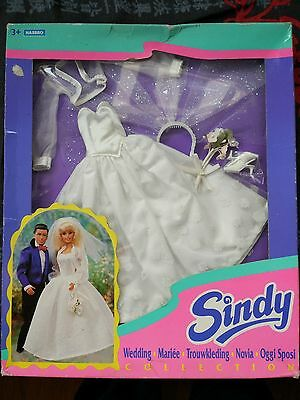 Sindy Wedding Collection Boxed / Buy 3 Sindy outfits = FREE Sindy cards