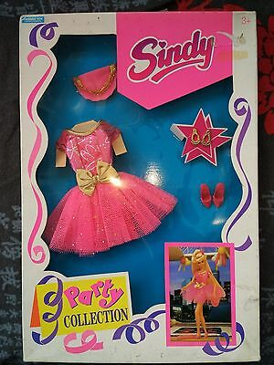 Sindy Party Collection Boxed / Buy 3 Sindy outfits = FREE Sindy cards