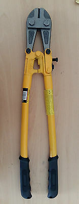 "Heavy Duty 24"" Industrial Bolt Cutters Strong Cuts Chains Padlocks etc Cheap!"
