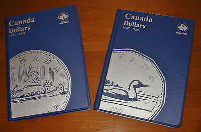 COLLECTION DELUXE of Canada ONE DOLLAR Pieces: 1935-2016 - HIGHER GRADE $1 SET!