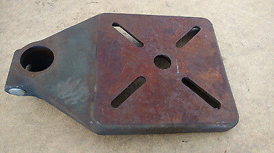 Shopmaster Tools Vintage Drill Press DP-608 Table Plate DP-602