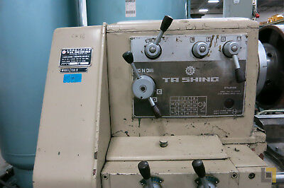 TA SHING TSA-8 Metal Lathe Machine