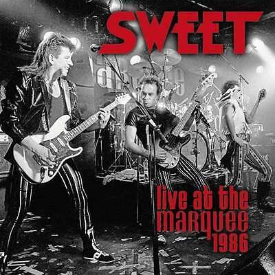 Sweet - Live At The Marquee 1986 NEW 2 x LP